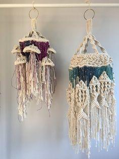 value Macrame Jellyfish/Jellyfish Mobile/Macrame Lantern/Boho Lantern/Hanging Jellyfish/Macrame Chandelier/Nursery Mobile/Purple Ombre/Shower Gift Macrame Design, Macrame Art, Macrame Projects, Macrame Knots, Art Projects, Purple Ombre, Fish Lanterns, Art Macramé, Crochet Wall Hangings