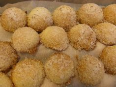 kokos piškotki