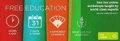 creativeLIVE lanza nueva red de educación online 24 horas / 7 días a la semana