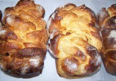 Козунак с конци и месене в хлебопекарна - Рецепта. Как да приготвим Козунак с конци и месене в хлебопекарна. Кликни тук, за да видиш пълната рецепта.