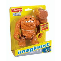 """Fisher-Price Imaginext DC Super Friends - Clayface - Fisher-Price - Toys """"R"""" Us"""