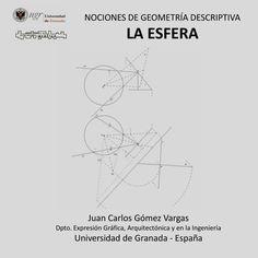 Iniciamos con la esfera una serie de monografías, que se irán publicando progresivamente, destinados a los alumnos de Geometría Descriptiva y, en general, para aquellos que sienten interés en estos…