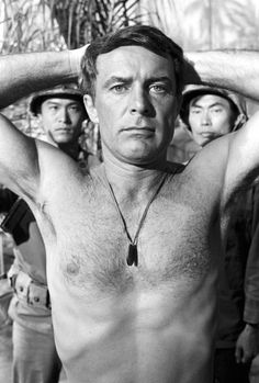"Bob, in yet another bare chested scene, on ""Baa Baa Black Sheep"". Hunks Men, Male Hunks, Black Sheep Squadron, Robert Conrad, Baa Baa Black Sheep, The Originals Show, Conrad Black, Tv Westerns, Hollywood Men"