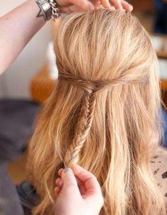 Coupe de cheveux mi-longs pour femme hiver 2015