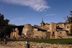 Monasterio de Carracedo en Carracedelo, Castilla y León
