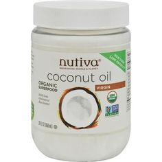 Nutiva Organic Virgin Coconut Oil - 29 Oz - 0665059