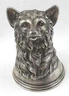 Fox stirrup cup