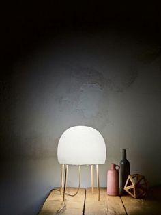 Nichetto and Nendo for Foscarini 'Kurage' table lamp from Space Furniture.