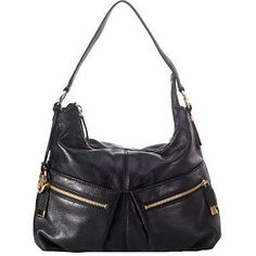 Need a black leather bag this winter. This Michael Kors would work for work and weekend!