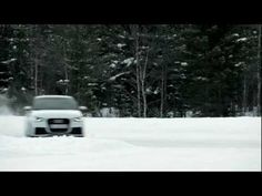 New Audi A1 Quattro 2012 Snow Drift