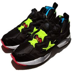 "Reebok Pump Fury x atmos ""Shadow"""