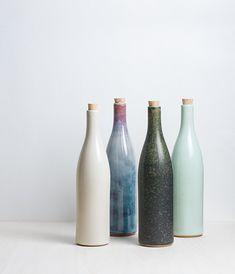 Ceramic Bottle (Made in Arita, Saga Pref., Japan)