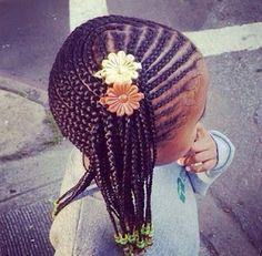 Peinados afro trenzas 2017