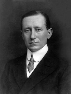 "Guglielmo Marconi, 1st Marquis of Marconi (1874 – 1937) was an Italian inventor & electrical engineer, known for his pioneering work on long-distance radio transmission & for his development of Marconi's law & a radio telegraph system. He is often credited as the inventor of radio, & he shared the 1909 Nobel Prize in Physics with Karl Ferdinand Braun ""in recognition of their contributions to the development of wireless telegraphy""."