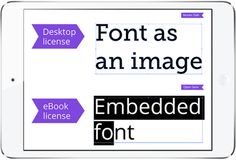 Font Licenses and Free Fonts for ePublishing