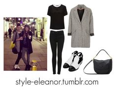 """Eleanor with a friend shopping in London"" by iloveeleanorcalder ❤ liked on Polyvore featuring Topshop, Boutique, Mulberry, eleanor calder, eleanor style and eleanor calder style"