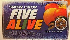 Five Alive.