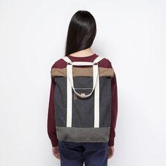 UCON ACROBATICS Shopper Bag and Backpack www.facebook.com/moiperugia Corso Cavour 194 Perugia