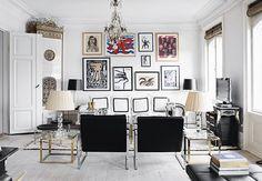 Durf met een rood accent in je interieur - Wonen | Pinterest - Rood ...