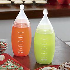 Prepara Prep & Deco Bottle from Seventh Avenue ®   ER712367 $10.95