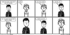 Winding Road: Cartoons