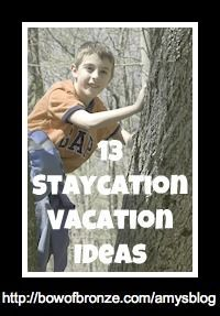 staycation vacation ideas to maximize your time. Staycation #travel #frugal Frugal Staycation Ideas