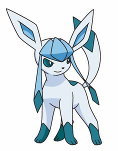Glaceon - Ice Pokemon
