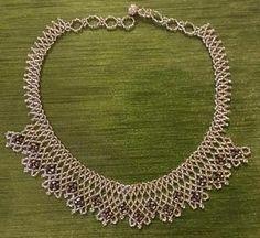 Collier/Collier Huichol originaire de perles collier bijoux