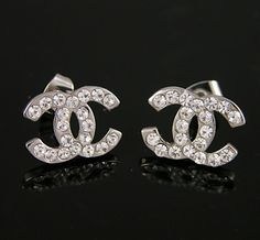 i have always wanted a pair of chanel earrings like these!!