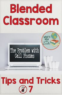 Do you struggle with cell phones in the classroom? They can be excellent tools for learning, but more often than not, they are a huge distraction. Check out this post about some of the ways students can use their portable devices for nefarious purposes an