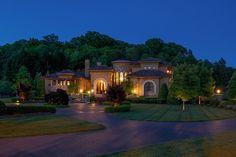 Mediterranean Villa | Elegant Mediterranean Villa In Tennessee, United States