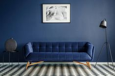 9 Bedroom Design Trends for 2020 - The Sleep Matters Club Best Paint Colors, Room Paint Colors, Interior Paint Colors, Gray Home Offices, Master Bedroom Design, Bed Styling, Interior Design Inspiration, Home Decor, Milan Design