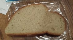 Not that it was planned this way but my neighbors made me some homemade bread,  VW bread! Heehee