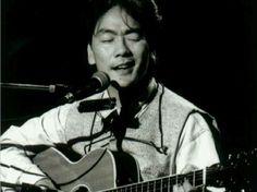 김광석(1964~1996) Kwang-Suk Kim, Korean Singer & Song Writer