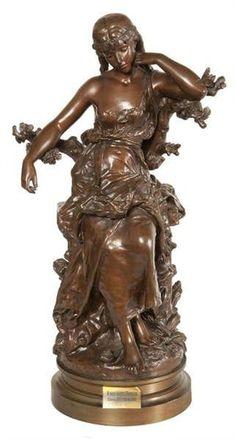 Artworks of Francois Hippolyte Moreau (French, 1832 - 1927)