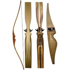 KG Sherwood Ranger Ambidextrous Bow - the club bow I used for my beginners course