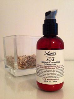 Kiehl's acai damage correcting moisturizer