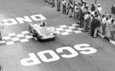 Hans Hermann 1954 Carrera Panamericana Winner Porsche 550