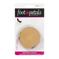 Our Foot Petals Triple Pack is composed of our incredibly comfortable Heavenly Heelz multifunctional shoe cushions, Tip toes ball-of-foot cushions and Killer Kushionz. Each one of these comfort items is crafted of Tedchnogel -- a patented gel with 3-dimensional shock absorption that diffuses pressure broadly across the feet, thereby reducing stress on all pressure points. That spells c-o-m-f-o-r-t. The Technogel will never harden, crack yellow or develop odors. It provides virtually…