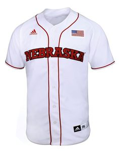 8e50eadf71ee0 2015 White Nebraska Authentic Baseball Jersey Nebraska Baseball, Baseball  Jerseys, Men's Apparel, Men's