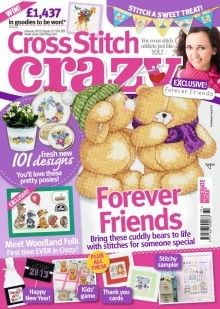 Cross Stitch Crazy  Issue 172 January 2013 Saved