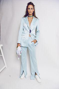 Elegant, Duster Coat, Fashion Show, Jumpsuit, Jackets, Dresses, Fashion Styles, Classy, Overalls