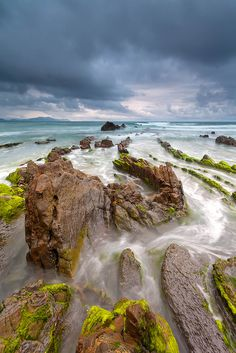 ✯ Barrika - Basque Country, Spain