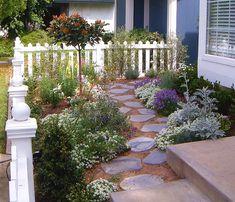 Cottage Garden 3 by ocbird, via Flickr