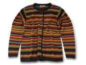 Jacke Capas mit Taschen tropicofarben