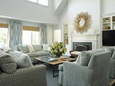 living room | Jack Fhillips Design