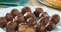 Church Pot Luck Recipe: Peanut Butter Balls