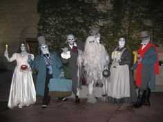 Haunted Mansion Costumes