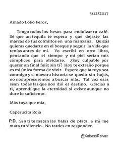 Carta#43 | @XabossReivax | #ByXaboss