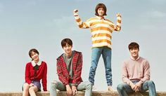 Weightlifting Fairy Kim Bok Joo - 16 episodes (2016-17) *Nam Joo Hyuk, *Lee Sung Kyung, *Lee Jae Yoon, & *Kyung Soo Jin